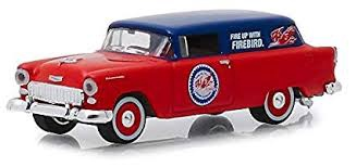 Greenlight #41070-A 1/64 1955 Chevrolet One Fifty Delivery Sedan
