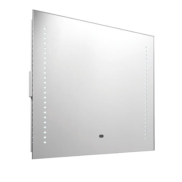 Rift RGB shaver mirror IP44 4W & 10W SW wall - mirrored glass