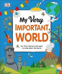 MY VERY IMPORTANT WORLD (HB)