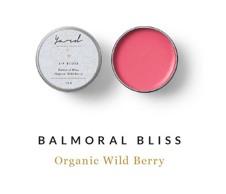 Balmoral Bliss Lip Bloss