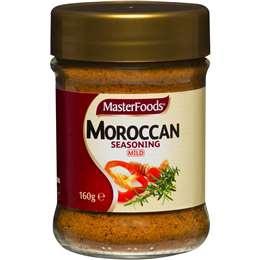 Masterfoods Seasoning Moroccan 160g