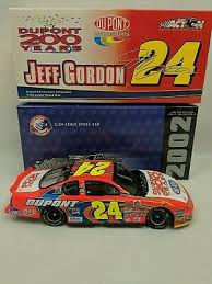 Action #102130 1/24 Jeff Gordon 200 Monte Carlo