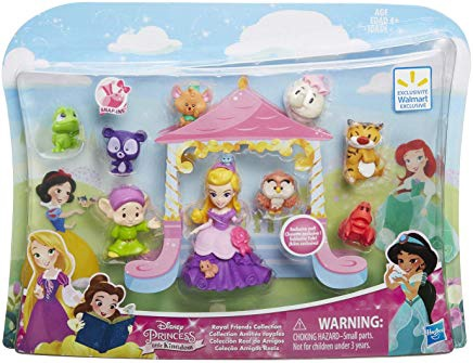 DISNEY PRINCESS LITTLE KINGDOM COLLECITON