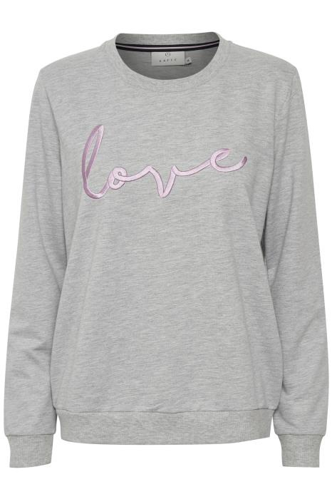 Kaffe Love Sweatshirt 2953