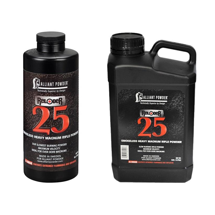 Alliant Reloder 25 powder