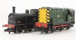 Hornby #1126 Mixed Freight Digital Train Set