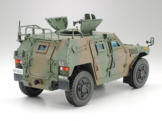 Tamiya #35275 1/35 Light Armoured Vehicle Japanese
