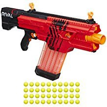 NERF RIVAL KHAOS MXVI 4000 TOY BLASTER RED