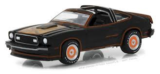 Greenlight #29937 1/64 1978 Ford Mustang II King Cobra