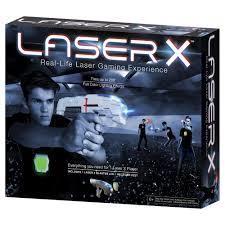LASER X FOR 1