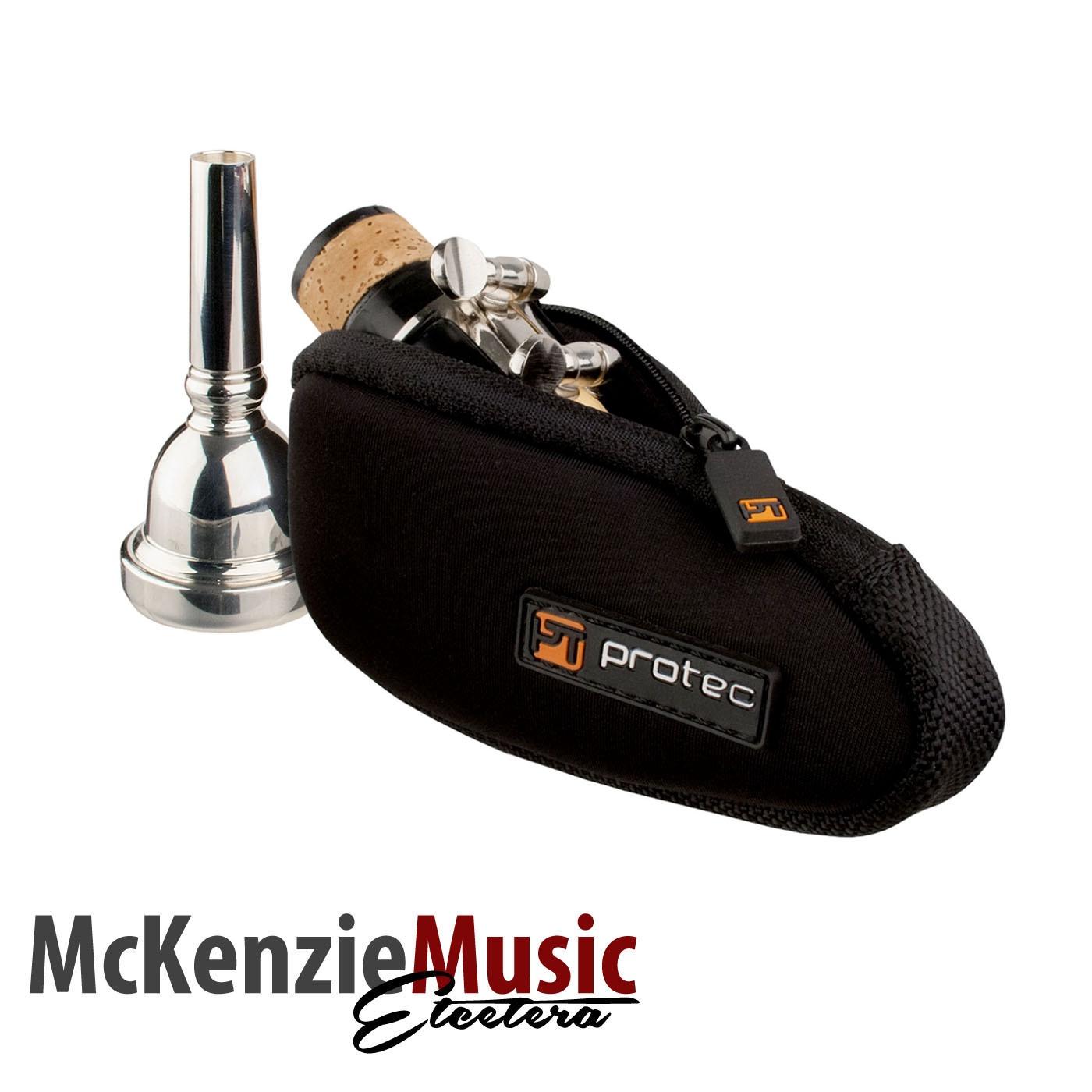 Protec Neoprene Mouthpiece Pouch- Alto Sax/Clarinet/Trombone