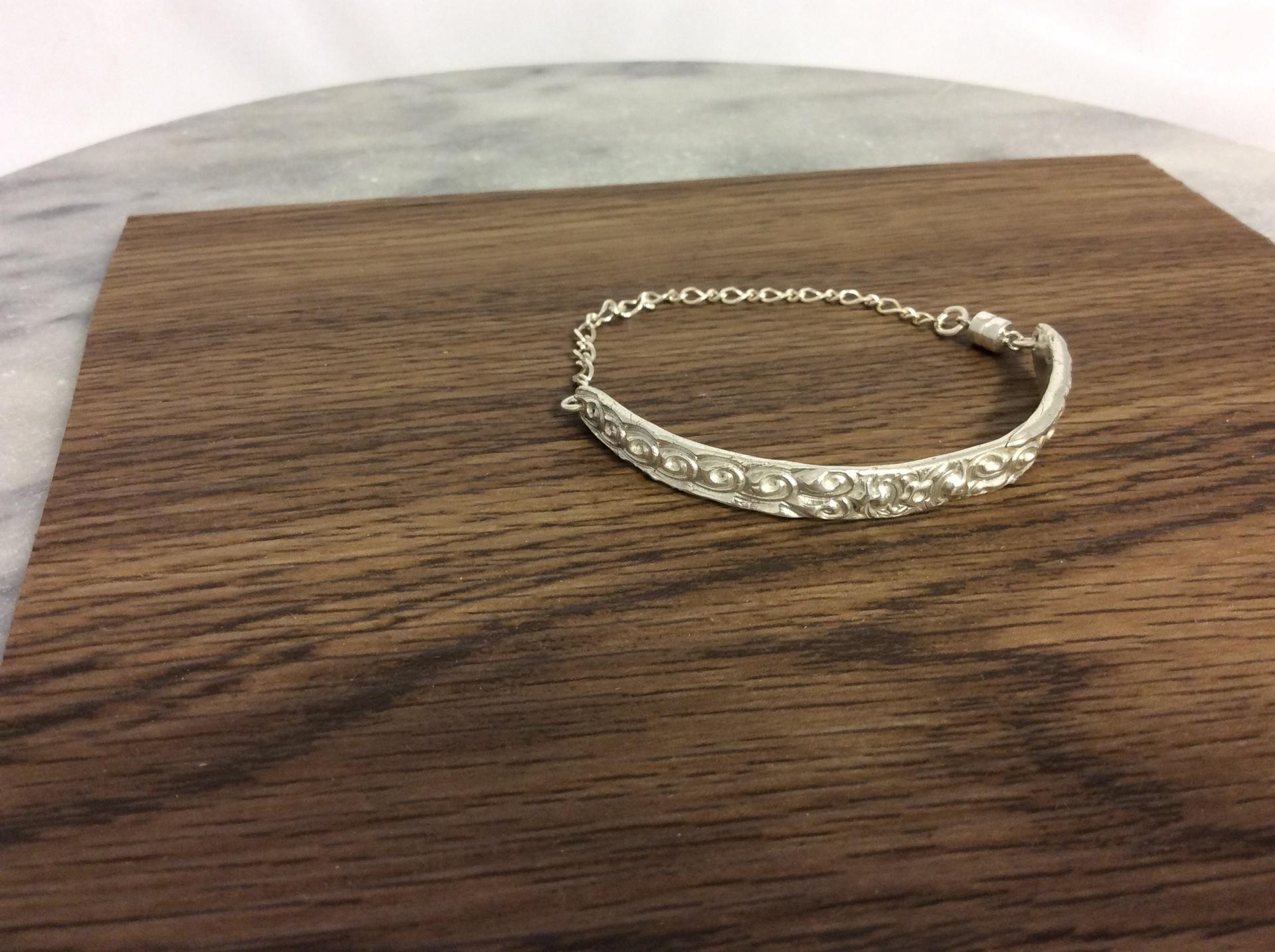Fine Silver (99.9%) Bracelet