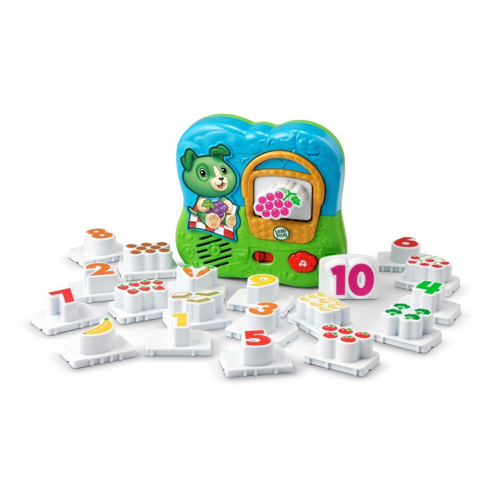 LEAP FROG FRIDGE NUMBERS MAGNETIC SET