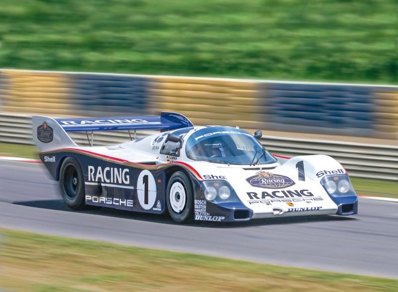 Italeri #3648 1/24 Porsche 956
