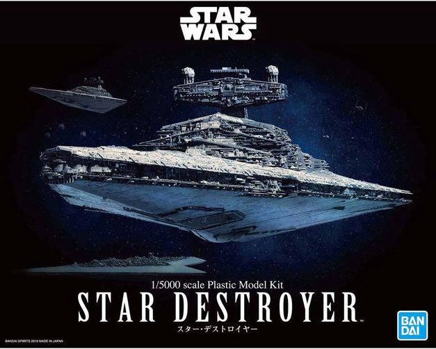 Ban-Dai #5057624 1/5000 Star Destroyer