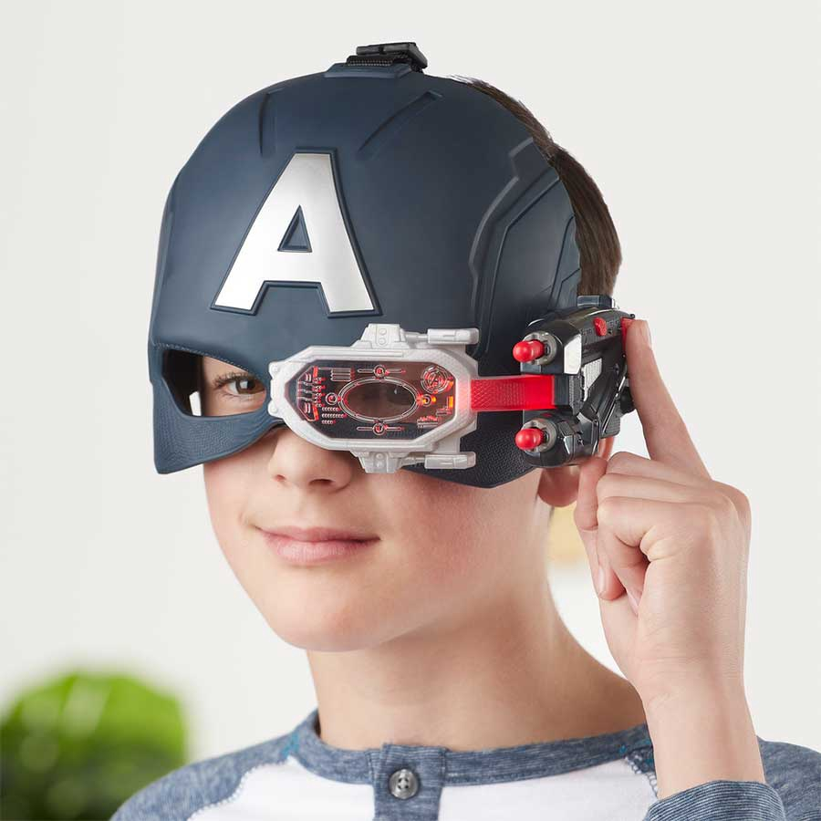 AVENGERS SCOPE VISION HELMET