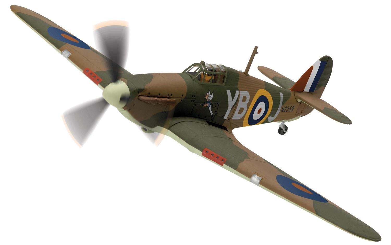Corgi #AA27606 1/72 Hawker Hurricane Mk.I