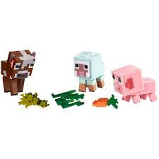 MINECRAFT COMIC ANMAL 3.25""