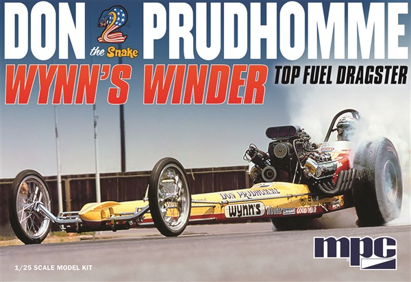 MPC #921 Wynn's Winder Top Fuel dragster