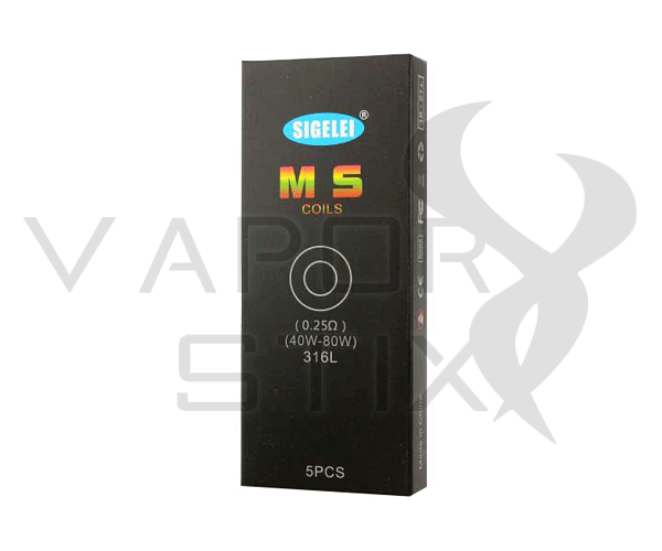 Sigelei MS Replacement Coil