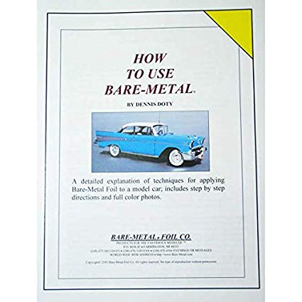 Bare Metal Foil #How to Use Bare Metal Foil