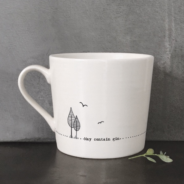 East of India Wobbly mug