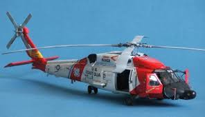 Italeri #71346 1/72 HH-60J U.S Coast Guard Starter Set