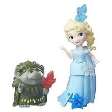 FROZEN LITTLE KINGDOM ELSA & GRAND PABBIE