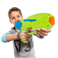 FIRST RATE WATER PISTOL