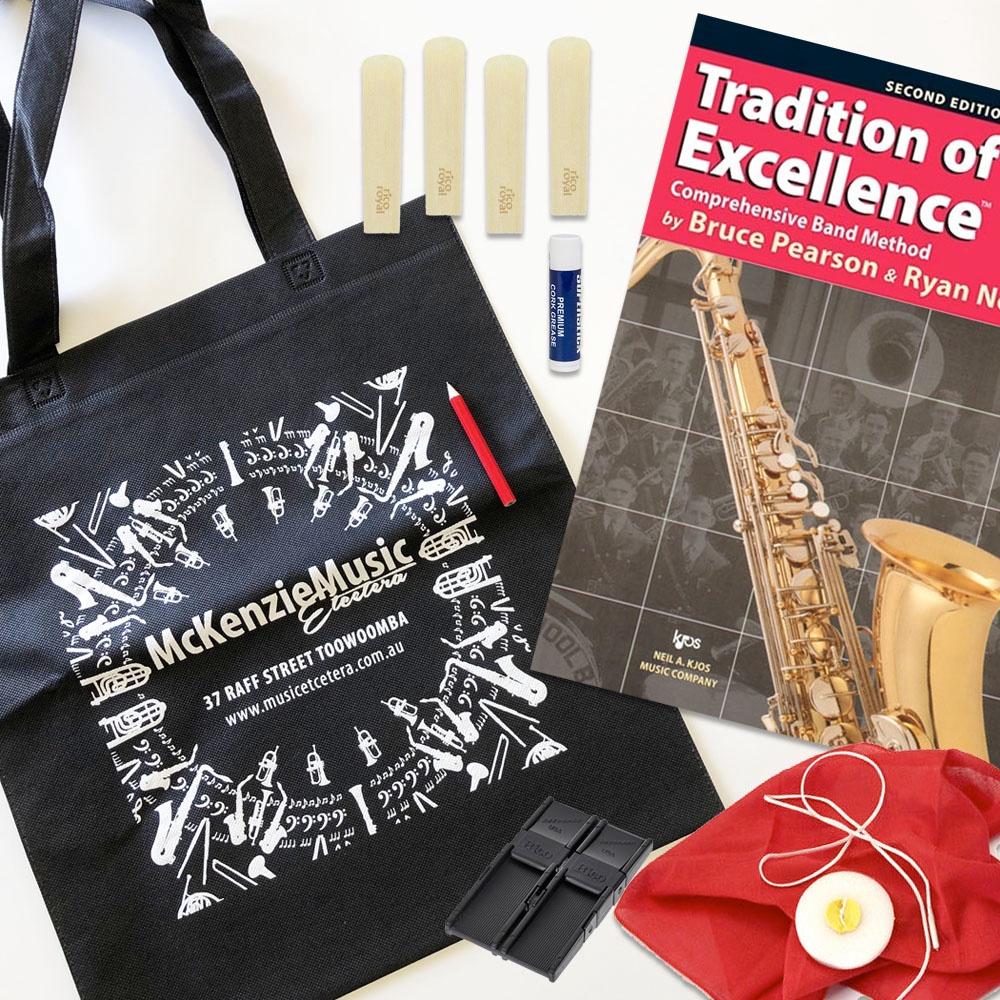 Tenor Saxophone Beginner Kit