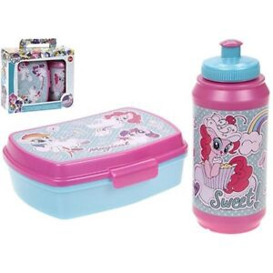 MY LITTLE PONY SANDWICH BOX SET