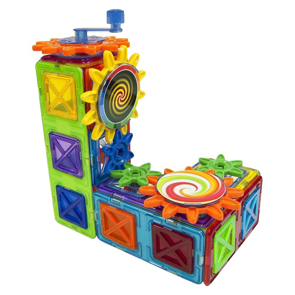 MAGFORMERS MAGNETS IN MOTION 37 PIECE SET