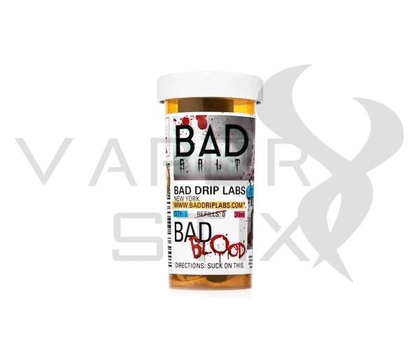 Bad Salt Bad Blood
