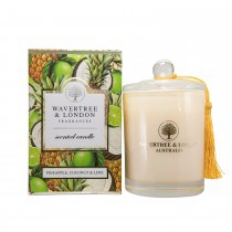W & L Pineapple, Coconut & Lime Candle