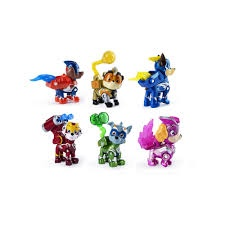 PAW PATROL MIGHTY PUPS SUPER PAWS ASST