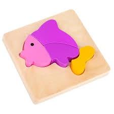 MINI PUZZLE FISH