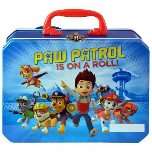 PAW PATROL STORAGE CONTAINER