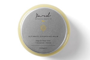 Face Therapy: Ultimate Cleansing Balm Organic Rose Otto