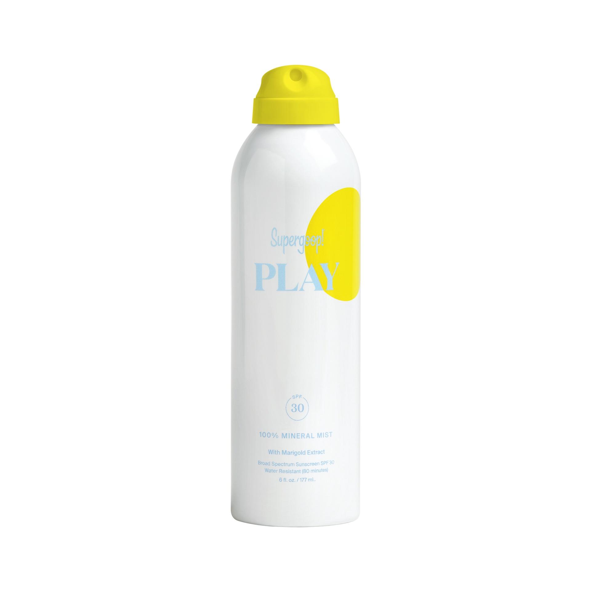 PLAY 100% Mineral Body Mist SPF 30