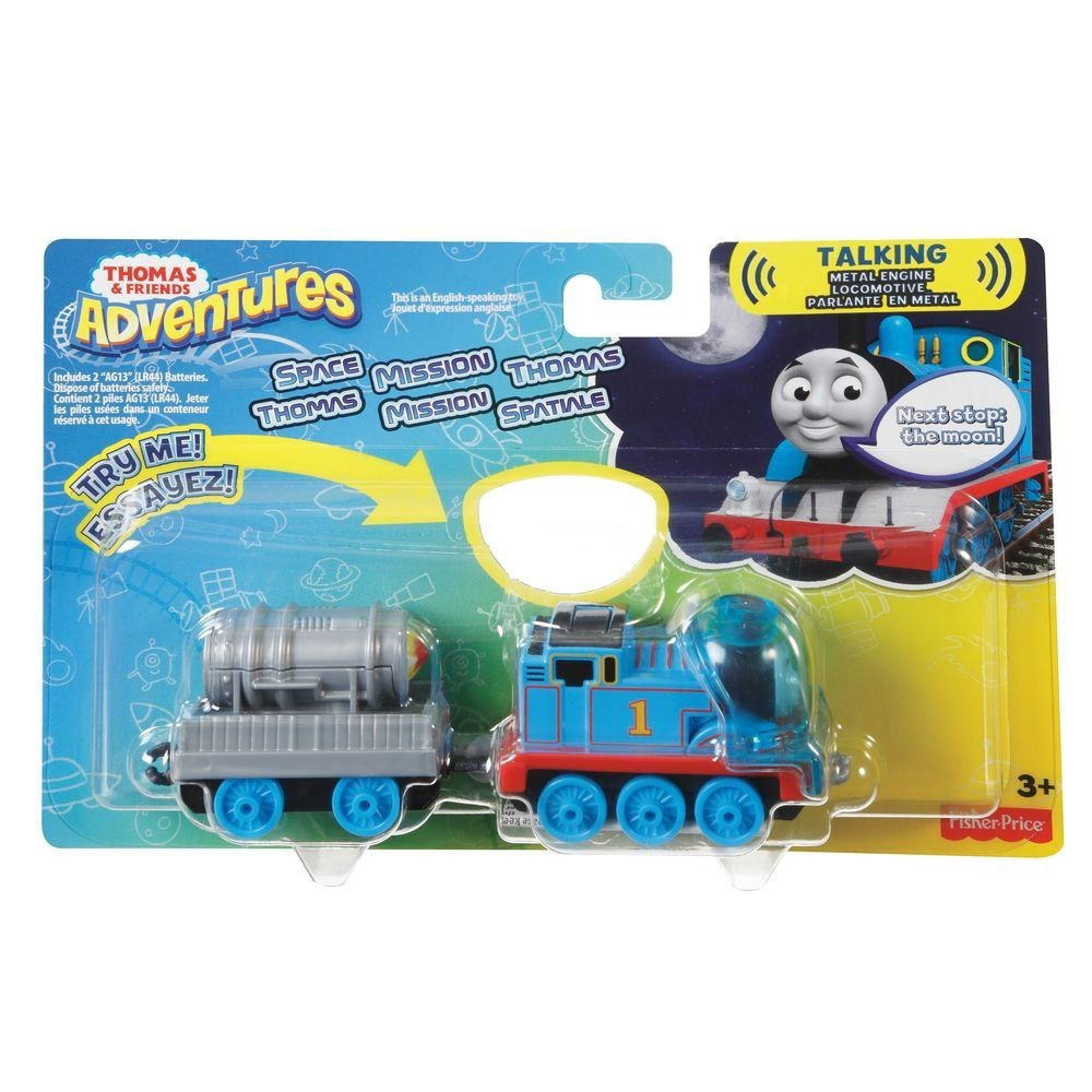 THOMAS & FRIENDS ADVENTURES TALKING METAL ENGINE ASST