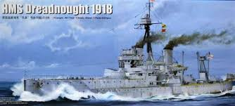 Trumpeter #05330 1/350 1918 HMS Dreadnought