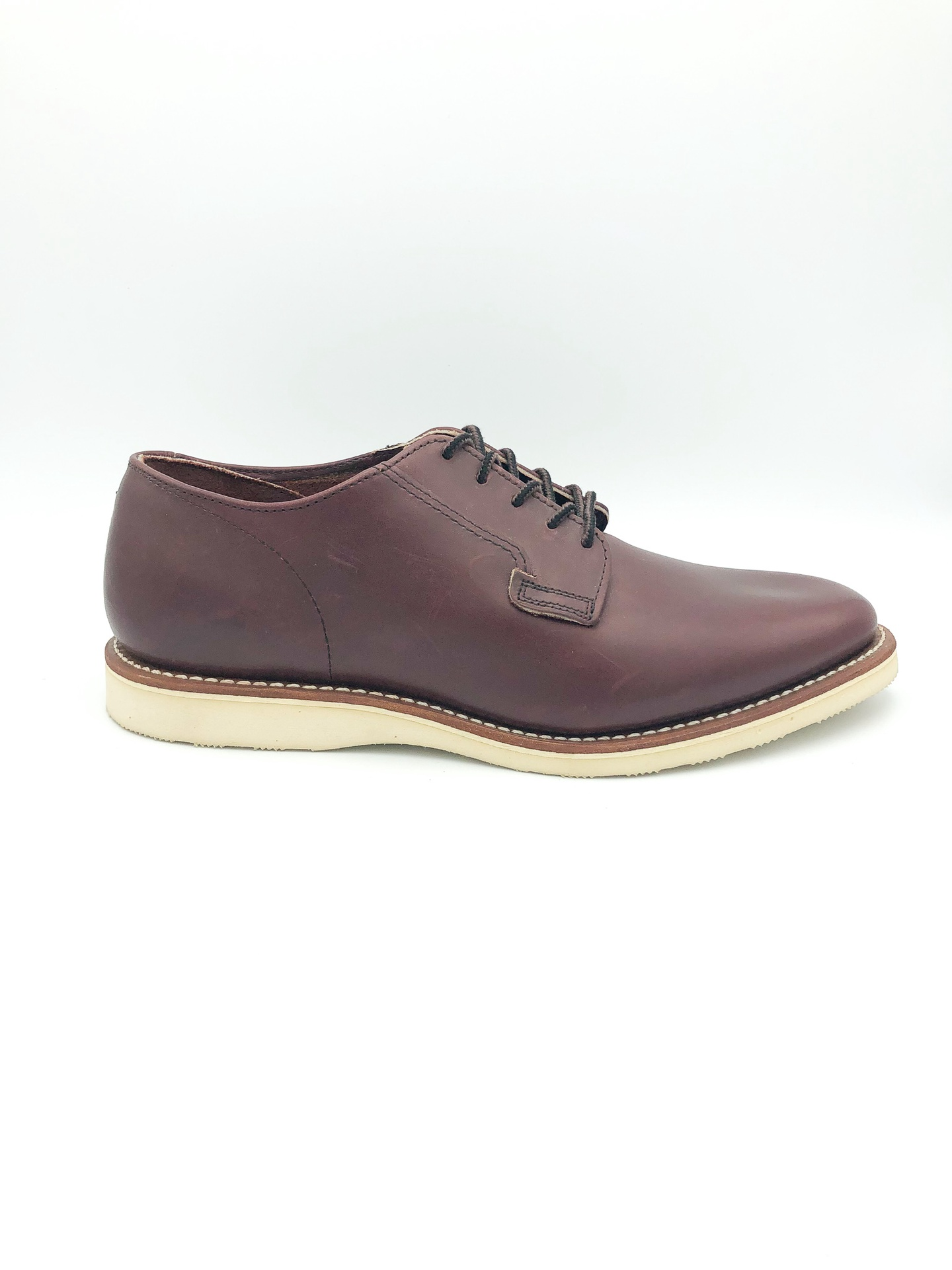 RED WING - MEN'S POSTMAN OXFORD IN OXBLOOD MESA LEATHER