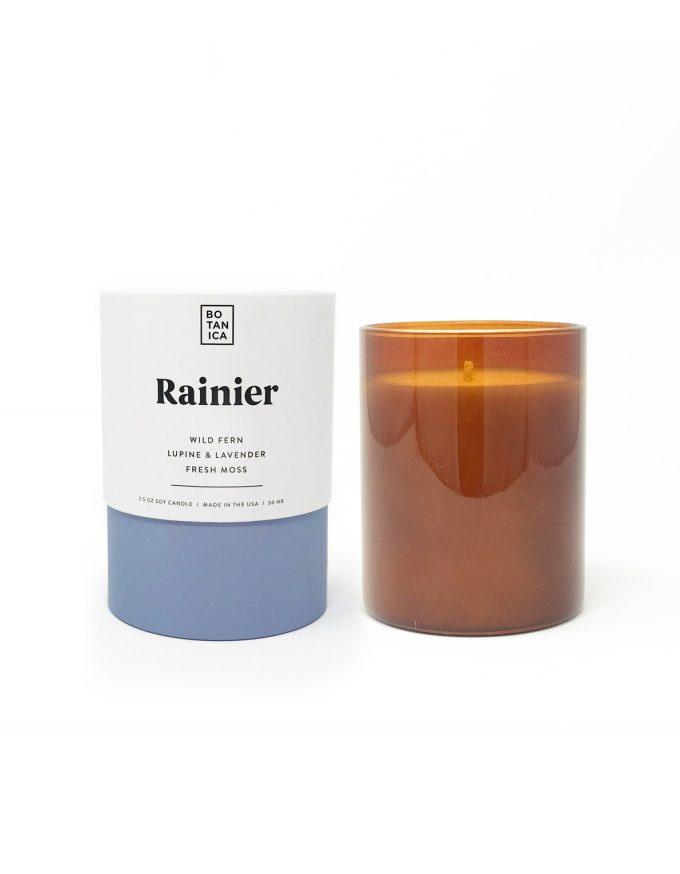 Rainier Candle