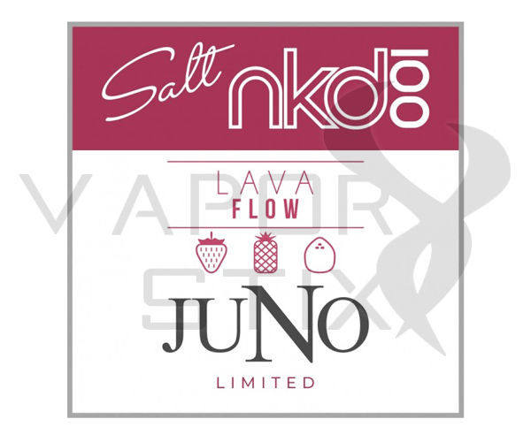 Juno & Naked100 Salt Lava Flow Pods