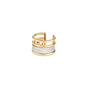JENNY BIRD - REMI RING IN TWO TONE