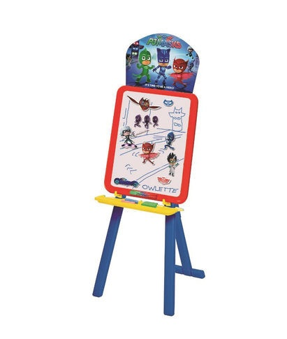 PJ MASKS 3 IN 1 MAGNETIC ACTIVITY EASEL