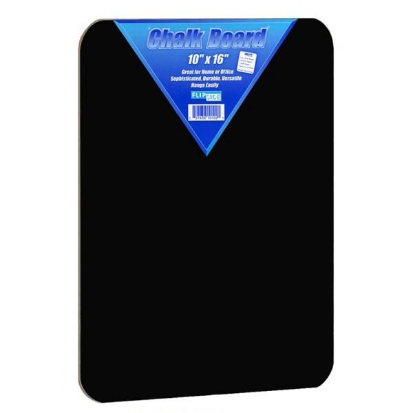 FPI 10202 CHALK BOARD 10x16 BLACK