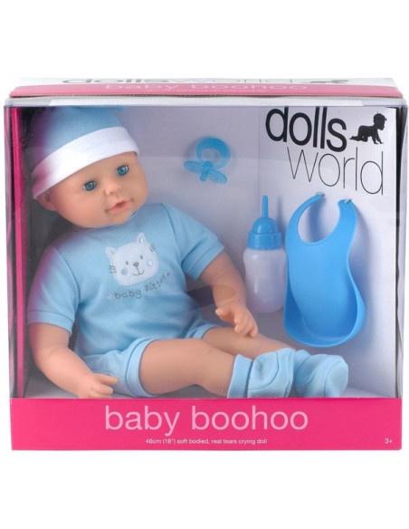 DOLL'S WORLD BABY BOOHOO B