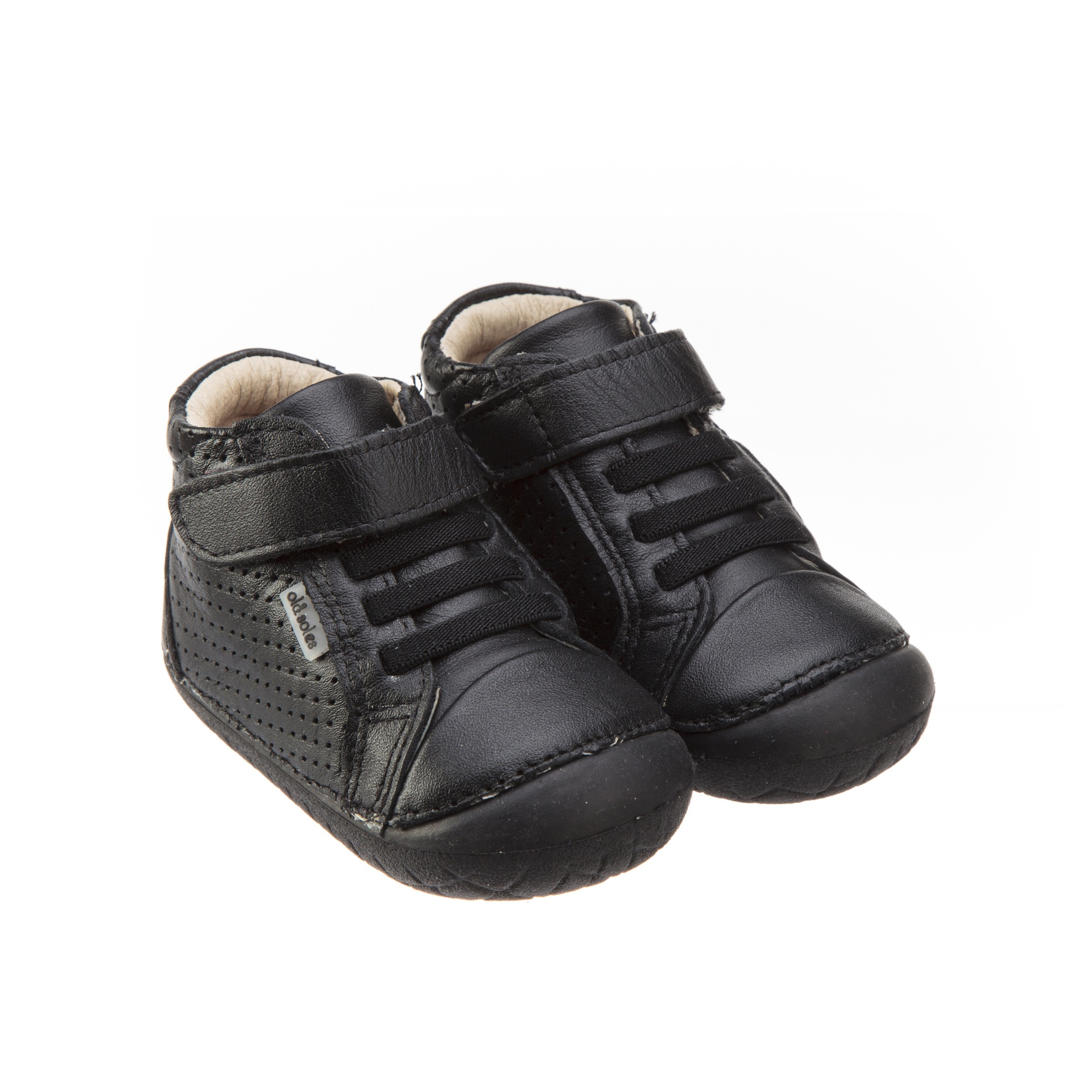 Old Soles Pave Cheer Black
