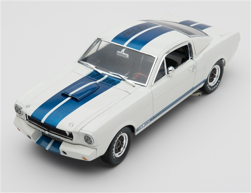 Shelby Collectables #SHE-168 1/18 1965 Shelby Gt 350R Mustang